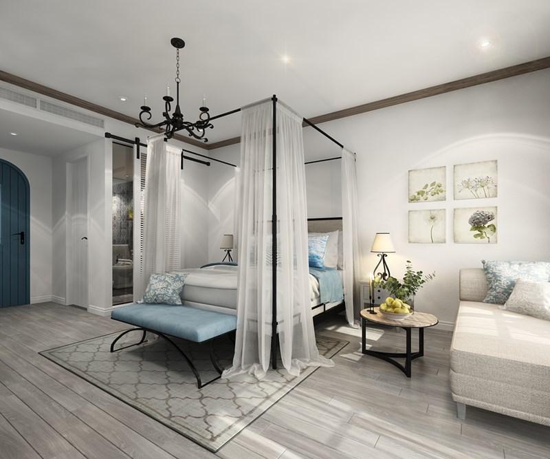 Biệt thự NovaHills Mũi Né bàn giao nội thất hoàn thiện